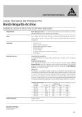 Binda® Boquilla Acrílico