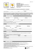 Reposición de la constancia de aprobación de la verificación