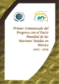 Primer Comunicado del Progreso con el Pacto Mundial de las