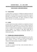 LICITACION PUBLICA N° 1 /2015
