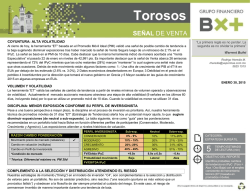 Torosos20150130 - Blog Grupo Financiero BX+