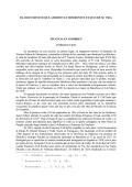 III. DOCUMENTOS QUE AMBIENTAN DIFERENTES ETAPAS DE