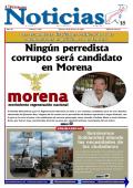 Ningún perredista corrupto será candidato en Morena