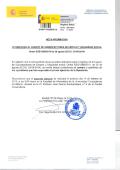 Subinspectores 2014 - Ministerio de Empleo y Seguridad Social