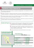Suministro a Baja California Sur