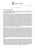 El objetivo para la Tasa de Interés Interbancaria