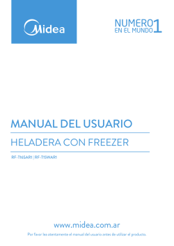 Descargar Folleto Refrigeradores Total No Frost