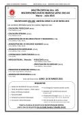 Nuevo ingreso - Colegio Universitario Fermín Toro