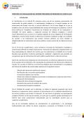 Diseño de la propuesta del proceso de rendición de cuentas.