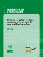Serie Recursos Naturales e Infraestructura