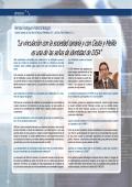 """""""La vinculación con la sociedad canaria y con Ceuta y Melilla es"""