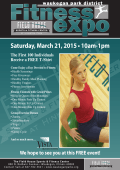 Saturday, March 21, 2015 • 10am-1pm