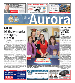 the MFRC birthday marks strengths, success