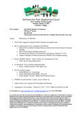 View Agenda - Northwest San Pedro Neighborhood Council