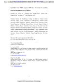 Epstein-Barr virus LMP2A suppresses MHC class II