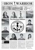 The Election Edition - The Iron Warrior