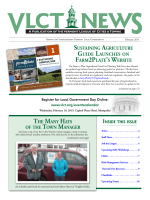 VLCT News 2015-02 - Vermont League of Cities and Towns