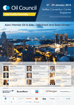 2015 Asia-Pacific Assembly Brochure