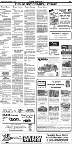 Classified pages 1-7-15.indd