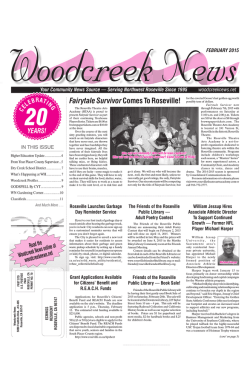 February - Woodcreeknews.net