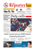 Duty calls - The Reporter