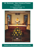 St. Raphael - Holy Angels Parish - John Patrick Publishing Company