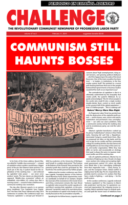Communism StiII Haunts Bosses