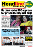P10-M government facility inaugurated in Magalang