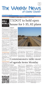 The Weekly News 01-28-15.indd - The Weekly News of Cooke County