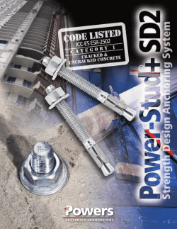 Untitled - Powers Fasteners