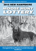 moose hunt lottery - New Hampshire Fish and Game Department