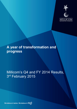 Read the Full Year results