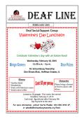 Deaf Line Newsletter - Township of Schaumburg