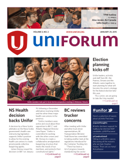 Uniforum - Volume 1, NO.2