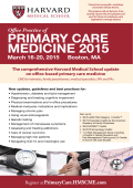 MEDICINE 2015 - Course Overview