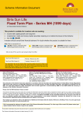 Birla Sun Life Fixed Term Plan
