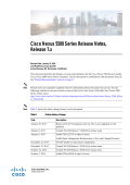Cisco Nexus 5500 Series Release Notes, Cisco NX