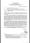 F. No. 9/21/2014-E0(SM-I) Government of India Ministry