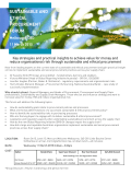 Melbourne - 11 March 2015 - Sustainable Advantage Group Australia