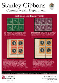 Philatelic - Stanley Gibbons
