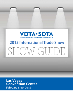 review a PDF of the Convention Show Guide