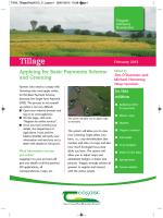 Tillage - Teagasc