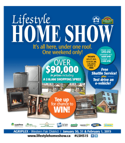 $90,000 - Lifestyle Home Show