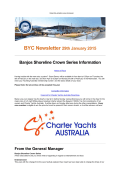view the latest BYC Newsletter By Clicking Here