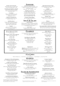Dinner - Boulder Chophouse