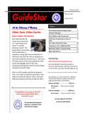 Guidestar: February, 2015 - Houston Astronomical Society
