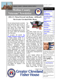 Quarterly Newsletter (Winter 2015)