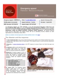 Emergency appeal Pakistan: Monsoon Floods