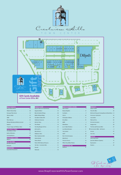 View Map - Crestview Hills Town Center
