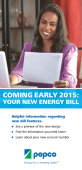 New Energy Bill Design